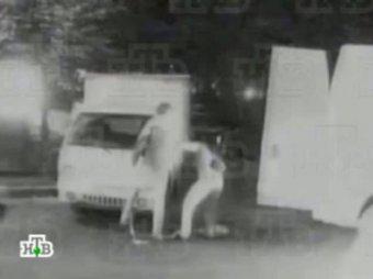 Убийство парня из-за места на парковке в Бирюлёво попало на видео