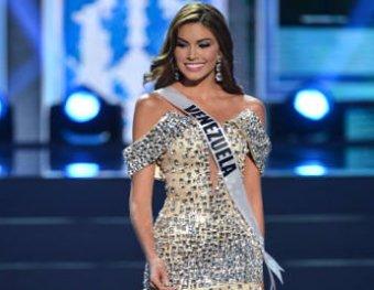 Титул «Мисс Вселенная 2013» завоевала красавица из Венесуэлы