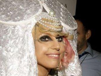 Леди Гага споёт в космосе