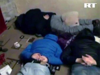 МВД: в Москве задержаны 15 экстремистов со взрывчаткой