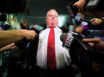 Новый скандал с участием мэра Торонто: на видео он угрожает убить оппонента