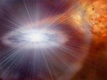 Астрономы NASA зафиксировали Большой взрыв-2