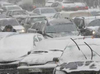 Почти 80 тысяч человек в центре России остались без света из-за мощного снегопада