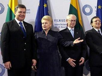 Янукович предъявил Европе свой список требований для заключения соглашения