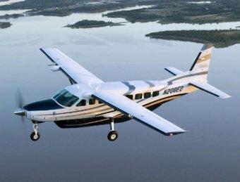 На Аляске разбился самолет с 10 пассажирами