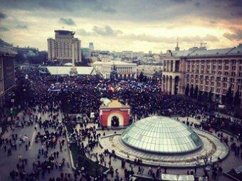 Активист Евромайдана проткнул ножом горло