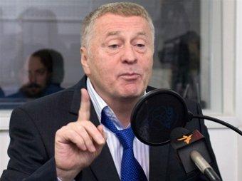 Жириновский выступает против новогодних каникул