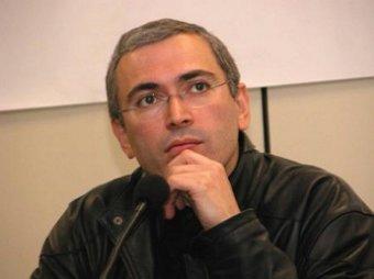 Путин собирается подписать прошение о помиловании Ходорковского