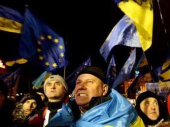 Участников Евромайдана в Киеве назвали агрессивным меньшинством