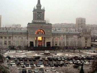 СК: бомбу на вокзале в Волгограде взорвал смертник-мужчина