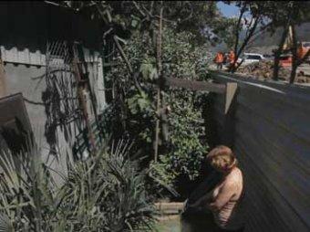 Ради строительства дороги в Сочи снесли дом, а его хозяйке оставили лишь комнату без удобств