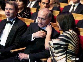 Исинбаева попросила Путина о 5-ти минутной аудиенции для решения личного вопроса