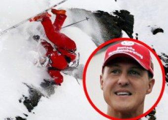Легендарный гонщик «Формулы-1» Шумахер впал в кому. Ему грозит смерть мозга