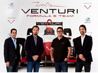 "Леонардо ди Каприо купил гоночную команду ""Формулы-Е"""