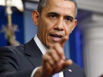 Обама подписал закон, которым не пустил ГЛОНАСС на территорию США