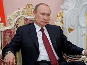 Путин назвал события на Украине спланированными погромами с участием боевиков