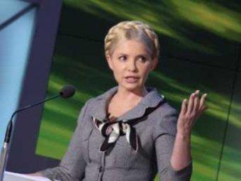 """Тимошенко предупредила мир: """"на Украине происходит становление нового Сталина"""""""