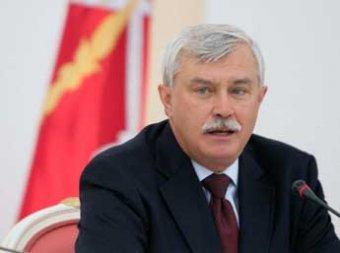 СМИ предсказали отставку губернатора Петербурга Георгия Полтавченко