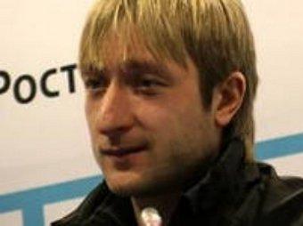 Евгений Плющенко выиграл короткую программу и установил новый рекорд на ЧР в Сочи