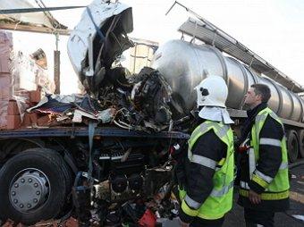 В Бельгии столкнулись 130 автомобилей: 1 человек погиб, 67 пострадали