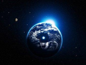 NASA сняло Землю глазами подлетающих к ней инопланетян