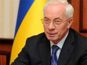 Украинская Рада не смогла отправить премьера Азарова в отставку