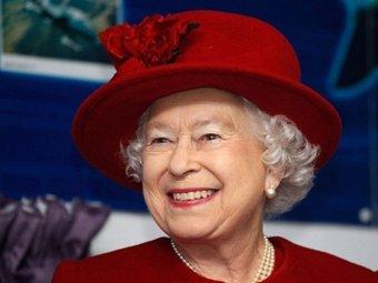 Елизавета II уличила охрану в воровстве ... орешков