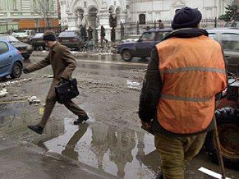 Гидрометеобюро: Москва встретит Новый год без снега