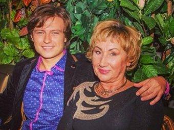Прохор Шаляпин женился на 57-летней бизнесвумен