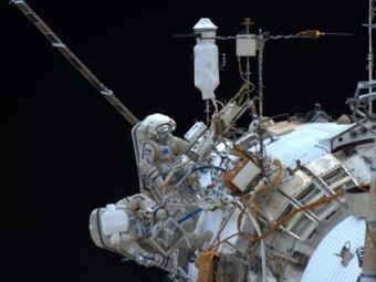 Россияне поставили рекорд по длительности пребывания в открытом космосе