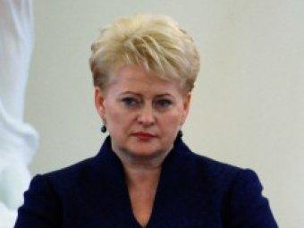 Президент Литвы объявила о бойкоте Олимпиады в Сочи