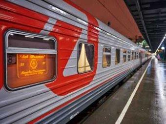 """РЖД запускает """"свадебные"""" вагоны в поездах дальнего следования"""