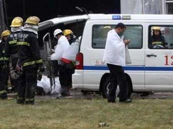 Взрыв прогремел в торговом центре в Китае: 4 человек погибли, 35 ранены