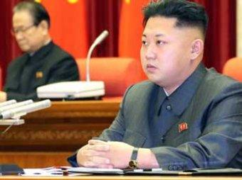 Лидер КНДР Ким Чен Ын после казни удалил своего дядю со всех фотографий
