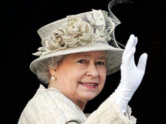 Английская королева на грани разорения
