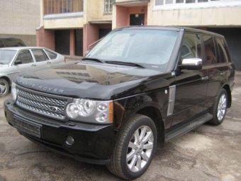 В центре Москве у судьи Верховного суда угнали Range Rover за 2,5 млн руб