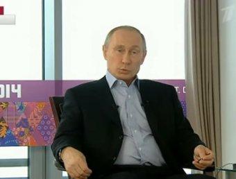 Путин опроверг масштабную коррупцию в Сочи и рассказал о планах на 2018 год