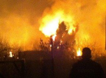 В зоопарке Комсомольска-на-Амуре при пожаре сгорели почти все животные