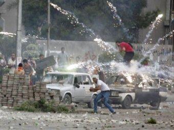 Жертвами массовых беспорядков Египта стали 49 человек