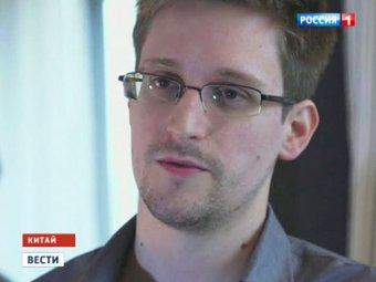 СМИ: Сноуден бросил свою подружку-стриптизершу на произвол судьбы