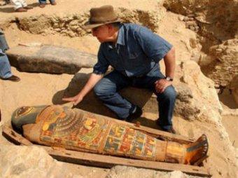 Американские археологи нашли в Египте гробницу неизвестного фараона