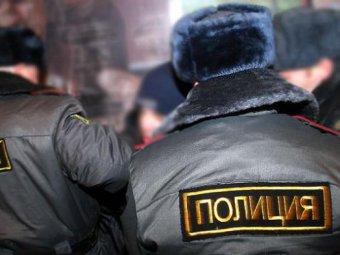 Полицейские задержали в Москве 50 участников воровской сходки
