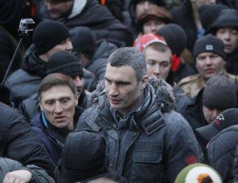 Кличко рассказал о договоренностях с властями, призвав Майдан к перемирию
