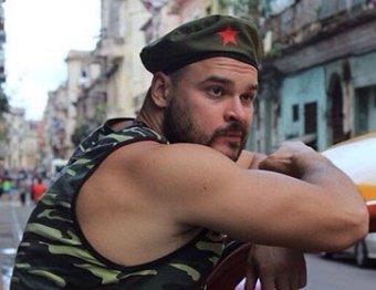 Националист Марцинкевич по прозвищу Тесак задержан на Кубе
