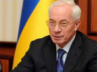 Премьер-министр Украины Николай Азаров подал в отставку