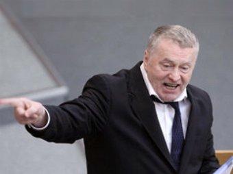 В случае провала Плющенко на Олимпиаде Жириновский разгонит ФФККР