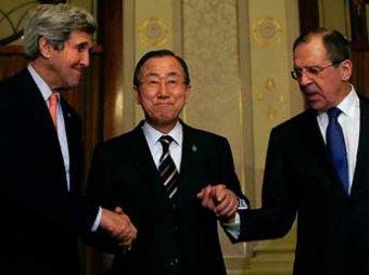 """Конференция по Сирии """"Женева-2"""" началась с политических скандалов"""