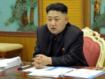 Ким Чен Ын впервые прокомментировал казнь своего дяди