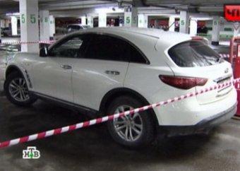 В Подмосковье на парковке расстреляли «вора в законе»