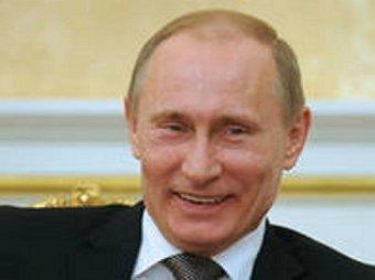 Путин ущипнул китаянку на встрече с волонтёрами перед Олимпиадой